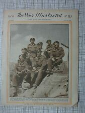 The War Illustrated # 153 (Mareth, Timor, Burma, RAF Mosquito, Vought-Sikorsky)