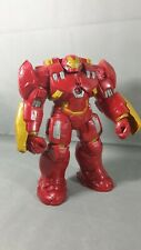 "13"" large IRON MAN HULKBUSTER ACTION FIGURE sounds MARVEL age ultron HASBRO Toy"