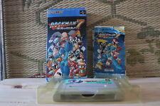 Rockman 7 w/box manual Nintendo Super Famicom SFC Very Good- Condition!