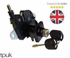 TRANSIT MK6 BONNET LOCK LATCH AND LOCK SET COMPLETE 2 KEYS 2000-2006 BRAND NEW