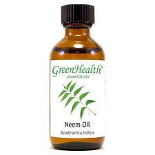 2 fl oz Neem Essential Oil (100% Pure & Natural) - GreenHealth