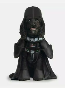 Star Wars Darth Vader Pet Costume, Extra Large, Multicolor, Size Extra-Large