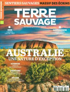 TERRE SAUVAGE N°364 - AUSTRALIE UNE NATURE D'EXCEPTION