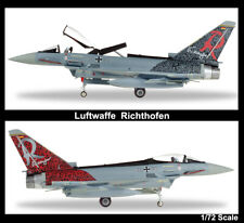 Herpa 1/72 Scale Eurofighter EF-2000 Typhoon Luftwaffe Richthofen Aircraft MIB