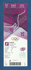 Orig. Ticket Olympic Games London 2012 Football France-Colombia/A