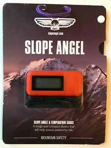 SLOPE ANGEL, slope angle, temperature guage
