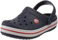 Crocs Crocband [talla 19 - 21 UE] niños Boys Clogs azul navy nuevo & OVP
