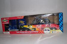 2006 Sunoco Orange County Choppers Racing Bike & NASCAR Transporter