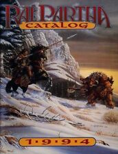 RAL PARTHA CATALOG 1994 VGC! Miniatures Mini Figures Dungeons Dragons AD&D D&D