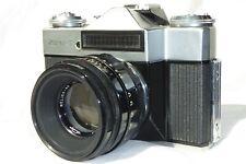 Videocamera a Zenit E Helios 44 LENTE 58mm f2