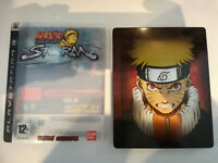 naruto ultimate ninja storm edition collector steelbook ps3 ps 3 playstation