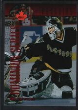 KEN WREGGET 1997/98 DONRUSS CANADIAN ICE #76 DOMINION PENGUINS SP #115/150