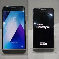 Samsung Galaxy A3 (2017) SM-A320FL, 16 GB Unlocked Black Smartphone Warranty