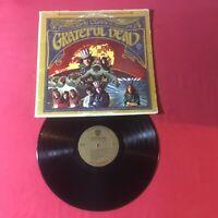 The Grateful Dead #The Grateful Dead, Santa Maria pressing Stereo*Gold WB labels