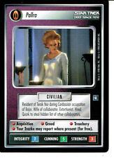 Star Trek Ccg DS9 Rare Carte Pallra