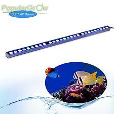 81W LED Aquarium Bar Light Strip Blue&White Fish Reef Coral LPS SPS