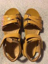 Ladies Clarks Sandals Size 4