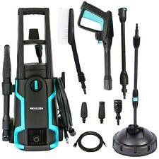 More details for prokleen electric pressure washer high jet power car wash brush & patio cleaner