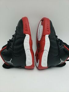 Baby Jordan Jumpman Pro Size US 4C Red And Black