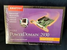 NOS Adaptec 1796200 AHA-2930U Mac Kit - I/O Port Cards