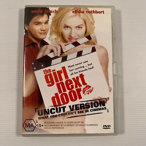 The Girl Next Door (DVD 2005) Elisha Cuthbert Emile Hirsch Region 4