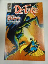 DC DR. FATE #16 (1990) The Beast, J.M. DeMatteis, Shawn McManus, Jim Fern