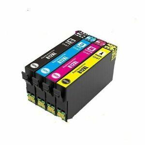 Generic Ink 812 812XL for Epson WorkForce Pro WF-3820 WF-3825 WF-4830 WF-4835