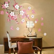 Removable Mural Plum Blossom Flower Wall Art Room Decal Vinyl Sticker Decor B