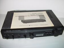 Vintage Realistic System Seven STA-7 Solid State AM / FM Stereo Receiver Good Co