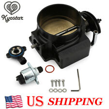 102mm Black Throttle Body + TPS IAC Position Sensor For LS1 LS2 LS3 LS6 LSX LS7