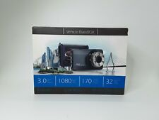 Vehicle Blackbox DVR Full HD 1080P Camera 3.0 HD Display 170 Degree Lens