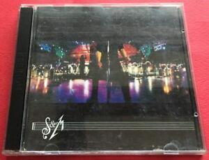 Metallica-S&M 1999 KOREA ORIGINAL PRESS 2 CD SET