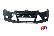 FOR FORD FOCUS LW 04/11-11/14 FRONT BUMPER BAR COVER W/O JET WASHER- SENSOR HOLE