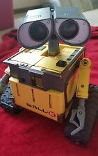 Disney Pixar Wall-E Robot Thinkway U Command Working No Remote Control WORKS