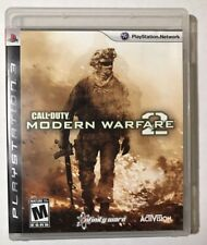 COD Modern Warfare 2 PlayStation 3 Game