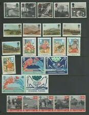 More details for gb 1994 commemoratives, complete year, mint mnh - 9 sets