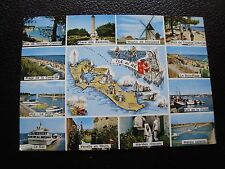 FRANCE - carte postale 1972 ile de re (cy95) french