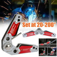 20-200 Degrees Adjustable Angles Welding Magnet Magnet Magnetic Welding Tool