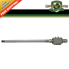 8N3575A NEW Ford Tractor Worm Shaft, Manual Steering 8N EARLY 1/1948 TO 12/1949