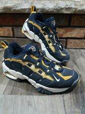 Nike Air Trainer Structure Mens 10 Running Shoes 90s Vintage Mens 7.5 173141-421