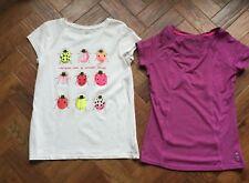 Girls Bundle 2 Tops GAP T-shirt 2XL/13-14 ANS. & TU Top De Sport