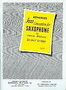 NIEHAUS ADVANCED JAZZ CONCEPTION SAXOPHONE Bk & CD