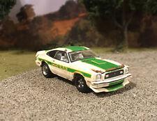 1978 Ford Mustang II Rusty Weathered 1/64 Custom Barn Find Farm Car Diecast Rust