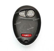 Blank Remote Key Fob Key Case Shell For 3 Buttons Hummer H3 GMC CHEVOLET ISUZU