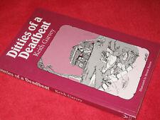 Ditties of a Deadbeat ~ Keith Garvey EXTRAoRdInArY HiLaRioUs RARE! Dennis Hutton