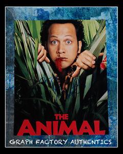 GFA The Animal Movie ROB SCHNEIDER Signed 11x14 Photo Poster PROOF COA