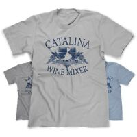 CATALINA WINE MIXER STEP BROTHERS POW FREAKING FUNNY FERRELL NEW T-SHIRT TEE