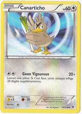 Canarticho - N&B:Frontieres Franchies - 107/149 - Carte Pokemon Neuve Française