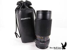 Asanuma Auto-Zoom 1:3.8f=70mm-150mm Telephoto Lens w/Hoya 55mm UV Sky Filter