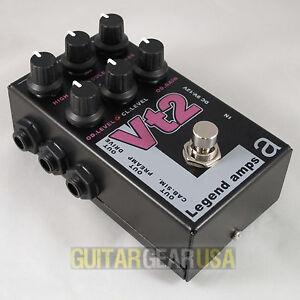 AMT Electronics Guitar Preamp Vt-2 (Legend Amp Series 2) emulates VHT amps
